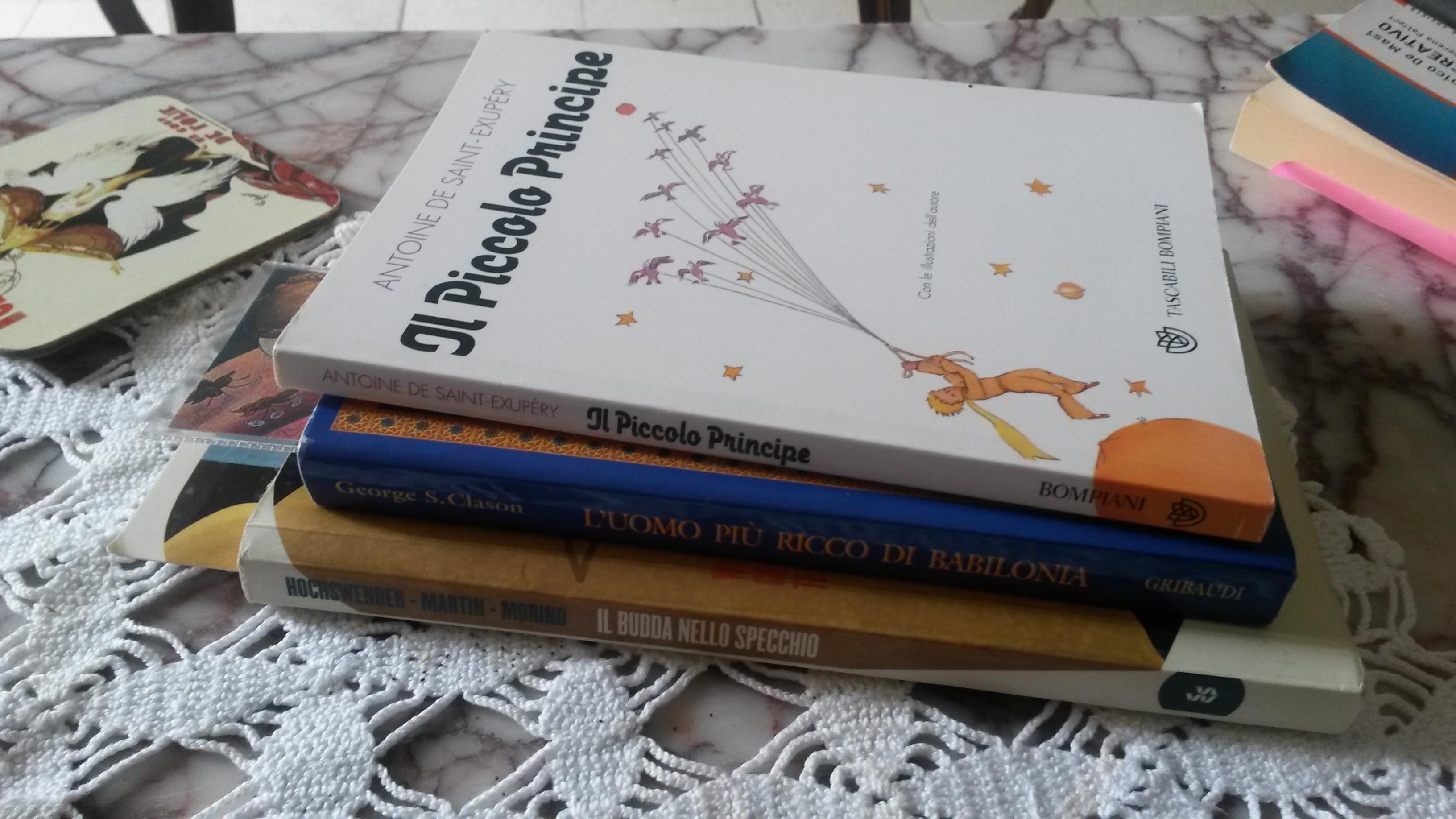 libri che ti cambieranno la vita