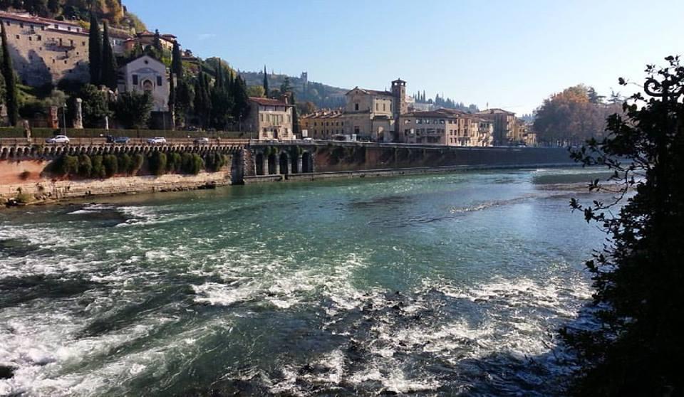 Verona fiume